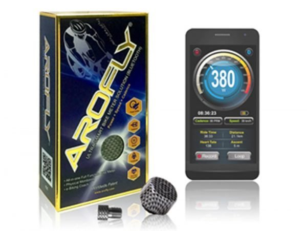 ARO-001: Bike Meter with Bluetooth Technology