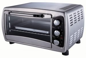 SO-1006: Stainless Countertop Convection Oven
